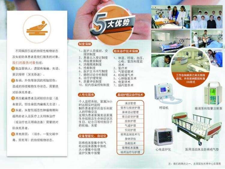 福州延康托养照护中心(植物人护理)