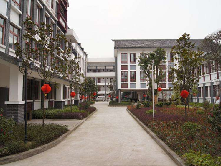 重庆市长寿区但渡镇养老公寓