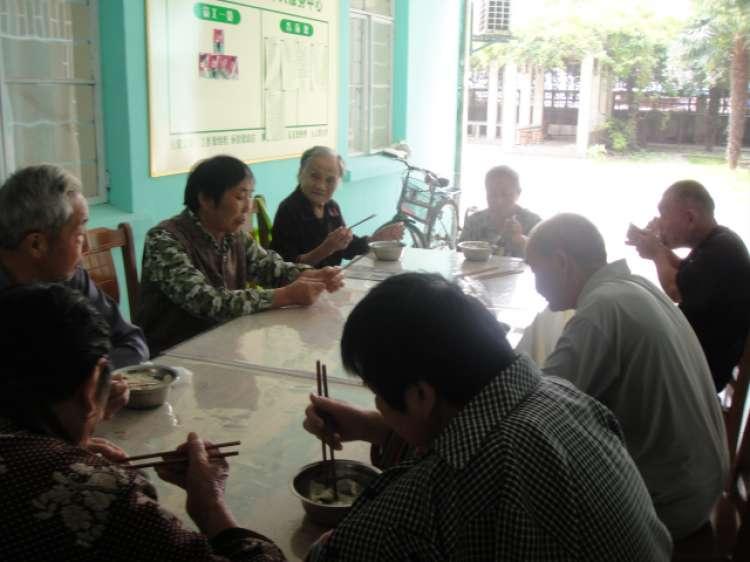 南京浦口区泰山街道银杏树老年人服务中心