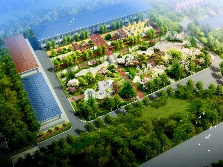 西安青华山庄老年公寓