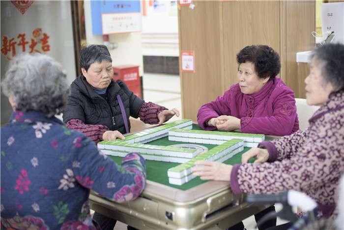 衡阳市普亲白沙洲老年养护中心