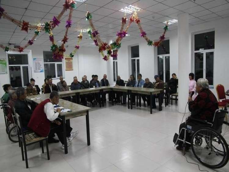 重庆老年人康护机构