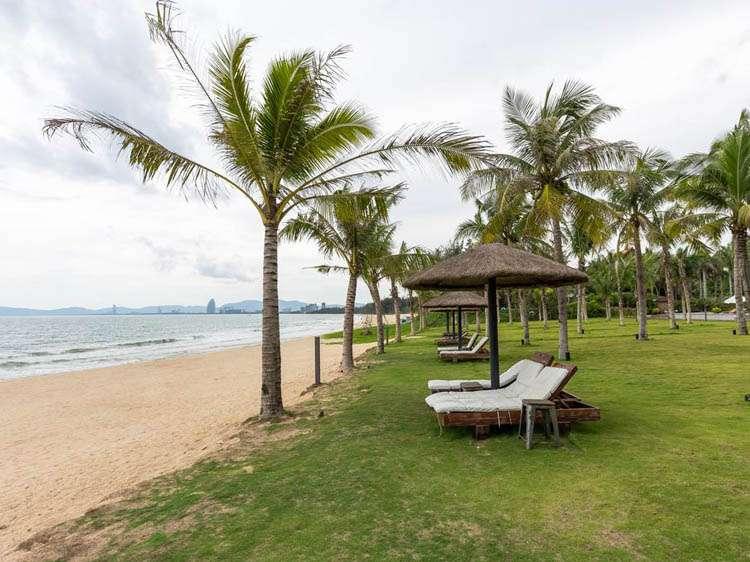 三亚海棠湾柏丽沙滩康养度假酒店