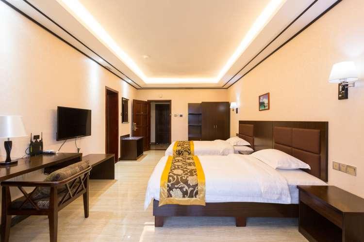 三亚依山一海老年度假酒店公寓