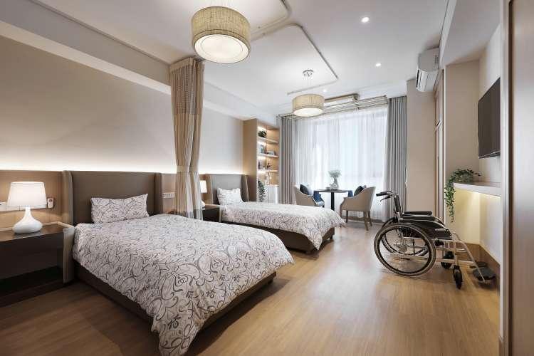 中海锦年福居长者公寓