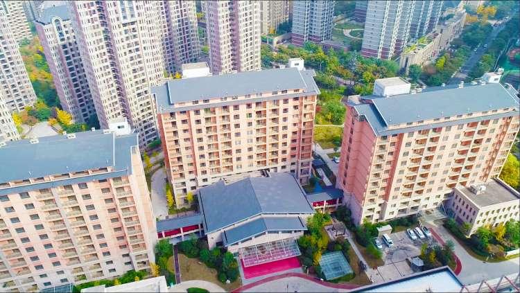 西安曲江老年服务中心(荣华·绿康会)