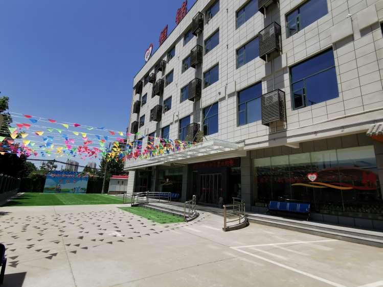 西咸新區灃東新城福灣生態護養中心