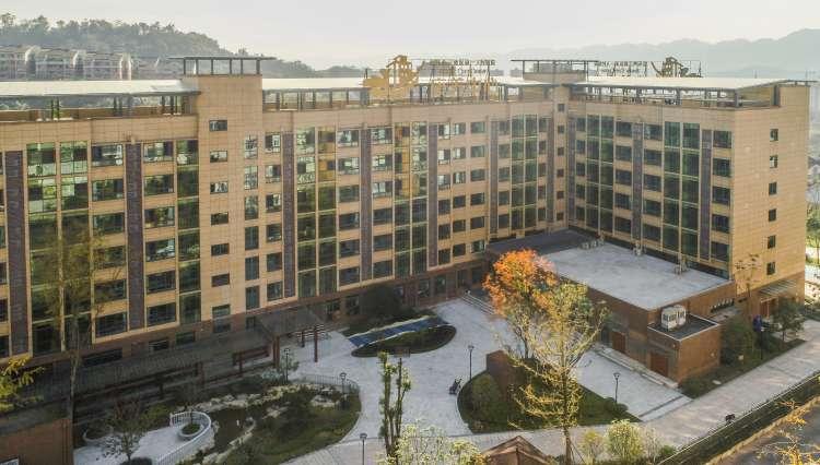 两江新区第一人民医院康复养老中心