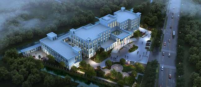 上海奉贤区兰公馆护理院