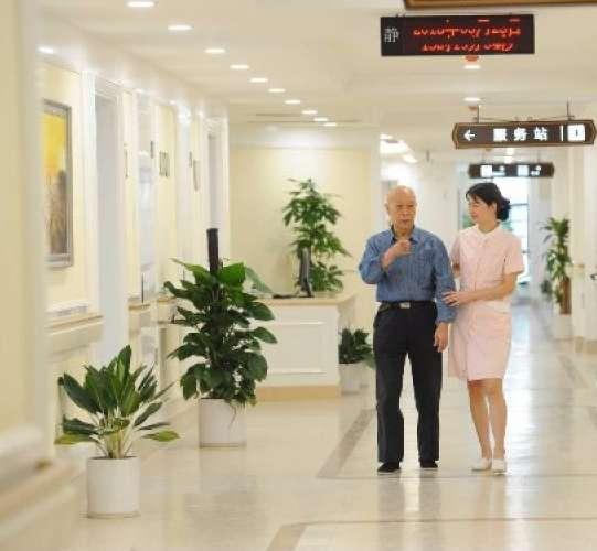 武汉九州通人寿堂养老院