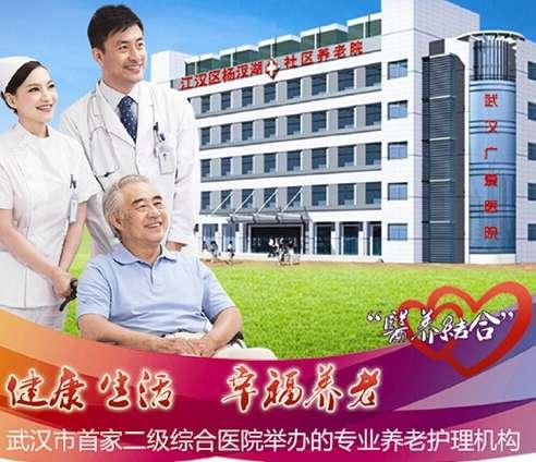 武漢廣愛醫院(臨終關懷科/護理院/養老院)