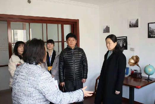 上海市民政局副局长蒋蕊