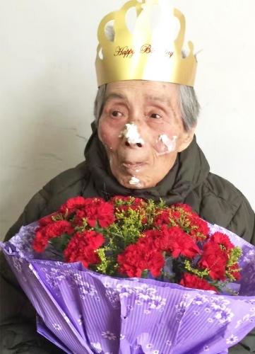 江苏省南京市民族老年公寓(回民)老人图片