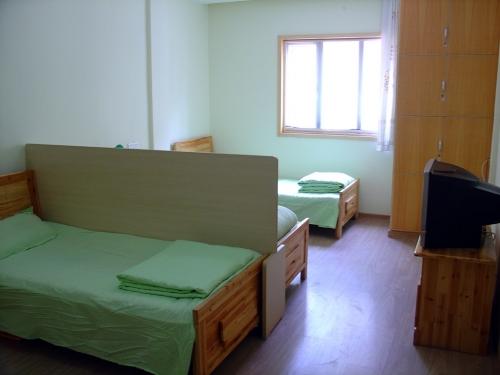 南京市鼓楼区金康老年康复中心房间图片