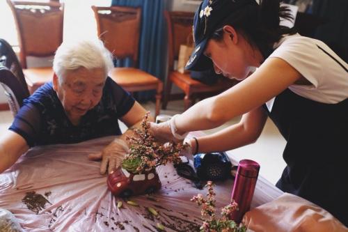 重庆市沙坪坝区九九康寿养老中心服务图片