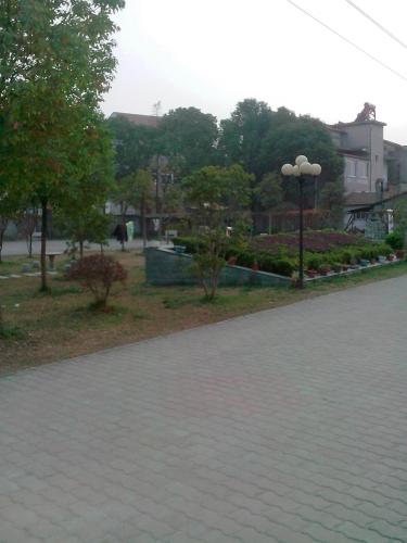 武汉市黄陂区夕阳红颐和院外景图片