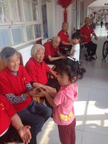 天津市宝坻区温馨养老院服务图片