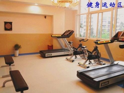 重庆市大渡口区康乐养老院设施图片