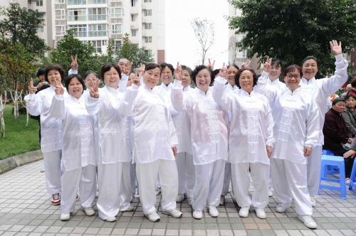 成都市錦江區暖巢人家照料護理中心活動圖片