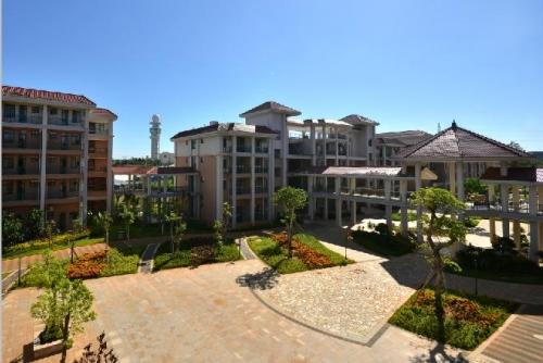 海南普仁旅居养老海口基地外景图片