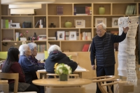 北万怡园光熙长者公寓老人图片