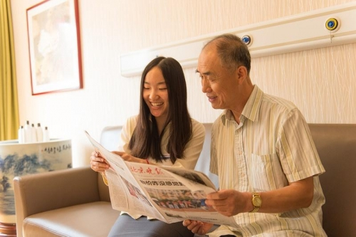 北万怡园光熙长者公寓服务图片