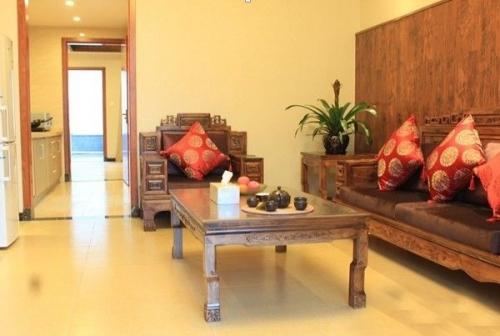 成都锦欣花乡老年公寓房间图片
