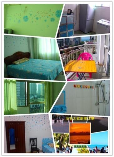 海蓝之家度假公寓连锁房间图片
