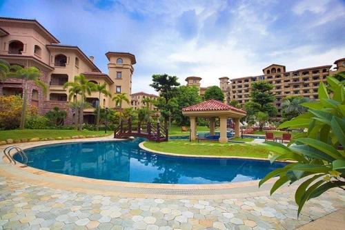 海南亚泰温泉酒店养生俱乐部外景图片