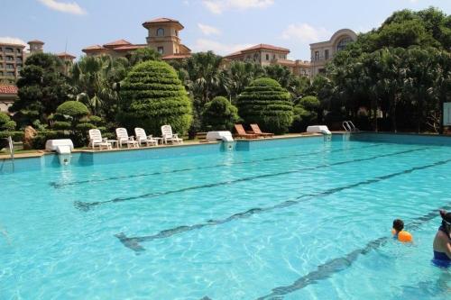 海南亚泰温泉酒店养生俱乐部环境图片