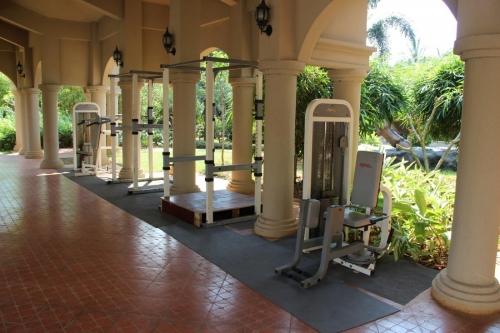 海南亚泰温泉酒店养生俱乐部设施图片