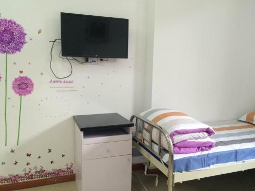 武汉江岸区香园社区(优康)养老院房间图片