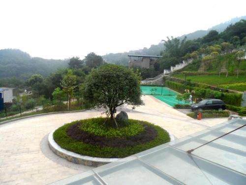 重庆市南岸区长生桥镇敬老院环境图片