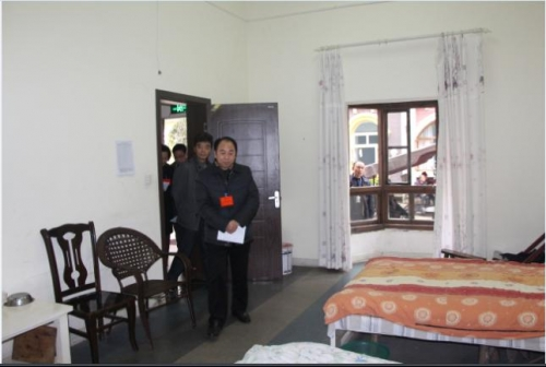 重庆市涪陵区美心养老城房间图片