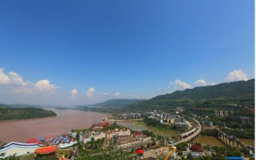 重庆市涪陵区美心养老城外景图片