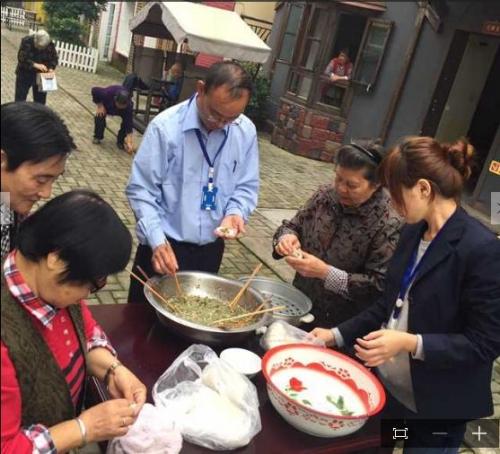 重庆市涪陵区美心养老城服务图片