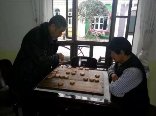 重庆市涪陵区美心养老城老人图片