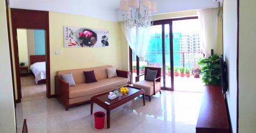 三亚海棠湾奥克玉成南田温泉高端养老公寓房间图片