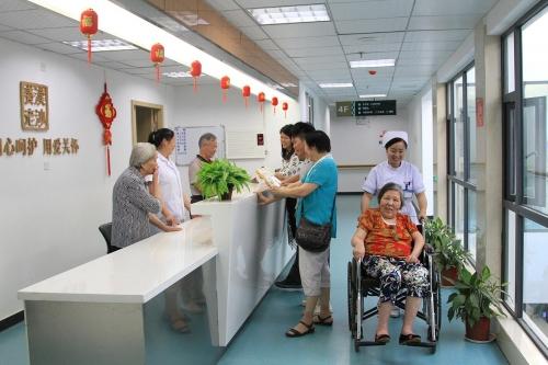 武汉汉沙医院爱心养老特护中心服务图片