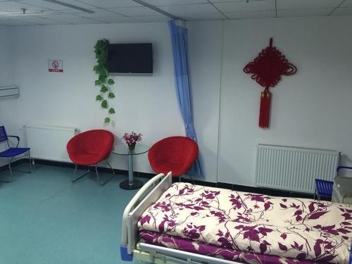武汉汉沙医院爱心养老特护中心房间图片