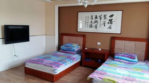 天津市宝坻区植乡居养老服务中心房间图片