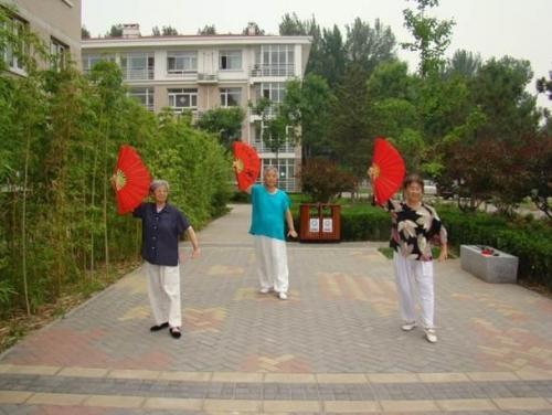 北京光大匯晨古塔老年公寓(匯晨古塔項目)活動圖片