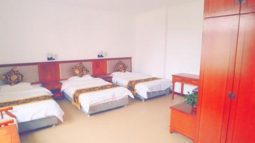 北海候鸟休养中心房间图片