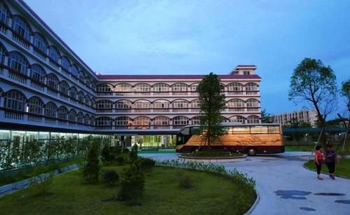 珠海圆梦园(珠海莲洲镇社会福利中心)外景图片