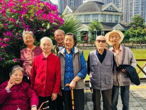 一暄康养海洋公园(南门)院老人图片