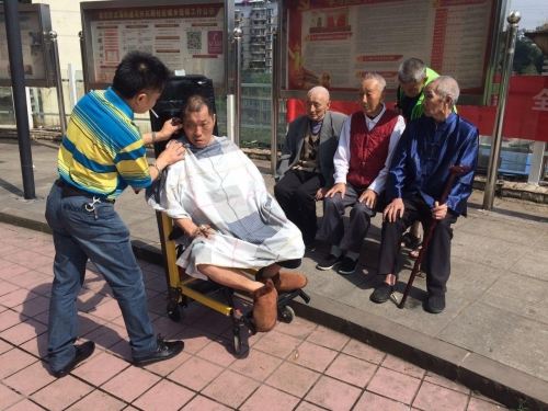 重庆静安养老院服务图片
