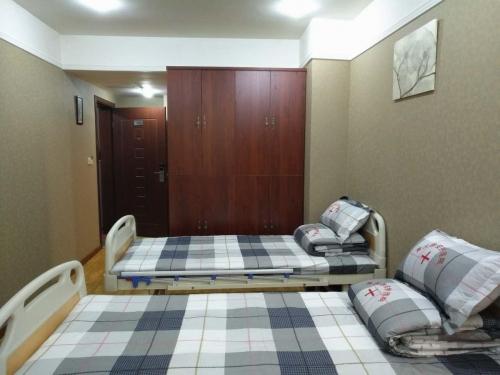 重庆静安养老院房间图片