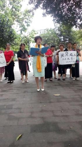 重庆静安养老院老人图片