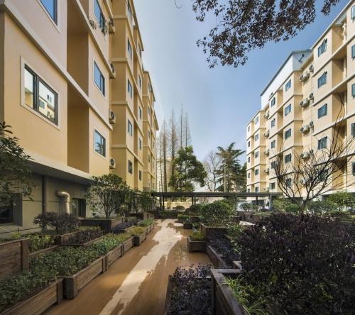 向阳院长者公寓环境图片
