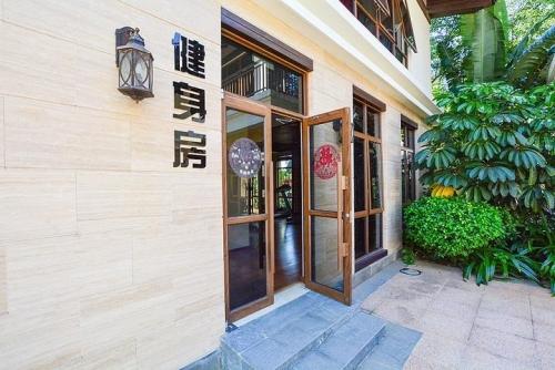 三亚顺泽福湾度假酒店整租(公寓式酒店)外景图片